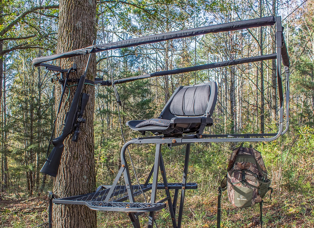 10 Best Tree Stands Reviewed And Rated In 2018 Thegearhunt