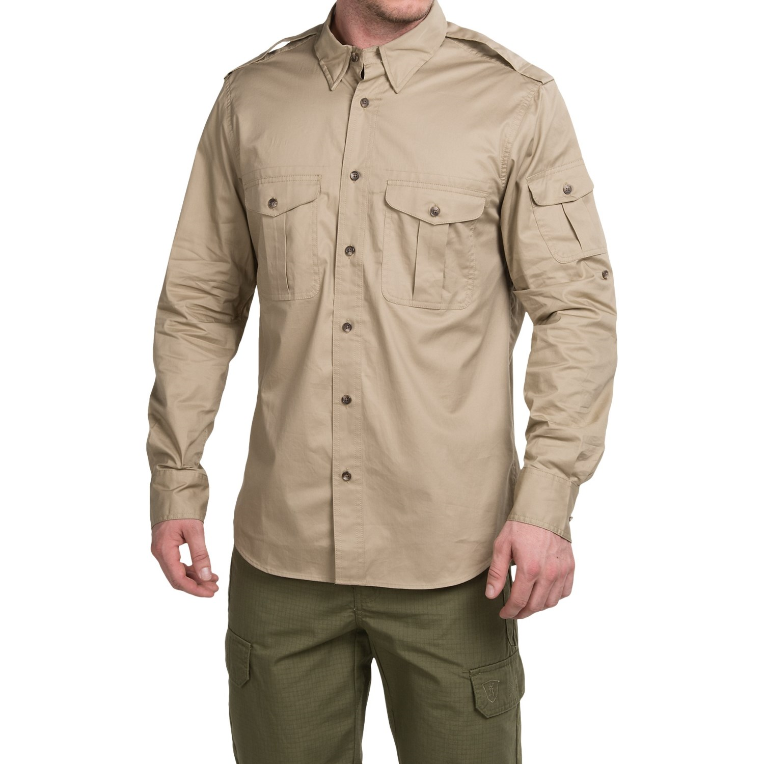 475d56056 10 Best Hunting Shirts Reviewed & Rated in 2019 | TheGearHunt