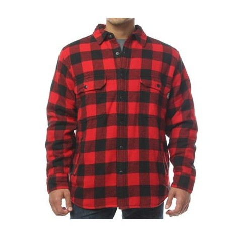 2. Woolrich Men's Oxbow Flannel Shirts