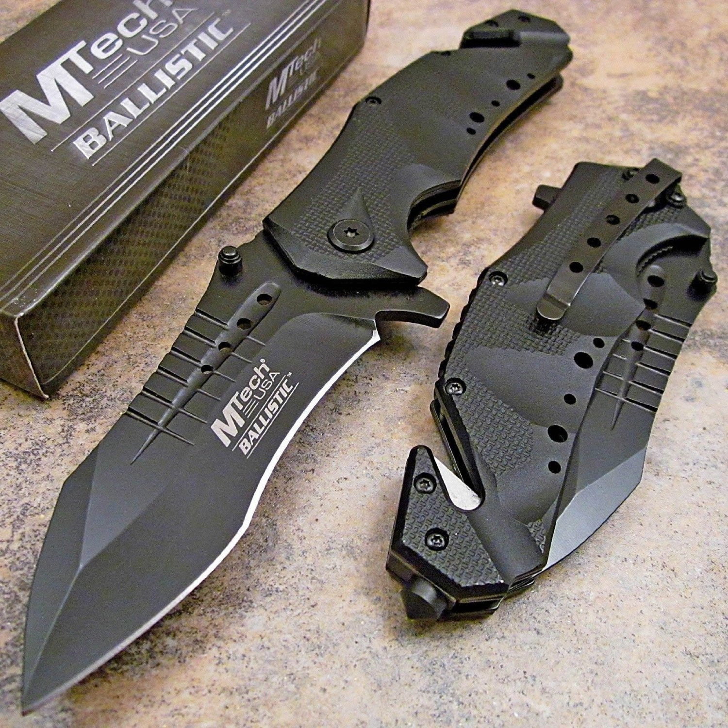 Best Tactical Folding Knives Reviewed In 2019 Thegearhunt