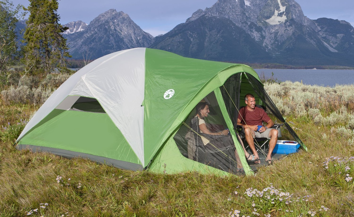 An in depth review of the best Coleman tents of 2018