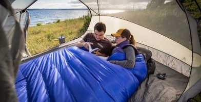 An in depth review of the best double sleeping bags in 2018