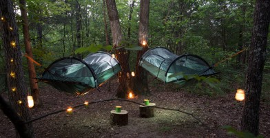 An in depth review of the best tree tents in 2017
