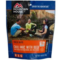 M. House Chili Mac w/ Beef