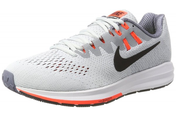 An in depth review of the Nike Air Zoom Structure 20 running shoe