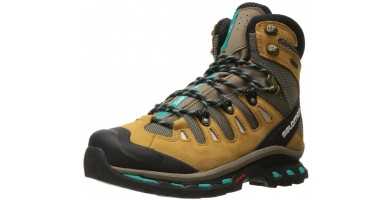 An in depth review of the Salomon Quest 4D 2 GTX hiking boot