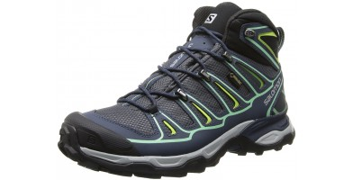 An in depth review of the Salomon X Ultra Mid 2 GTX hiking boot