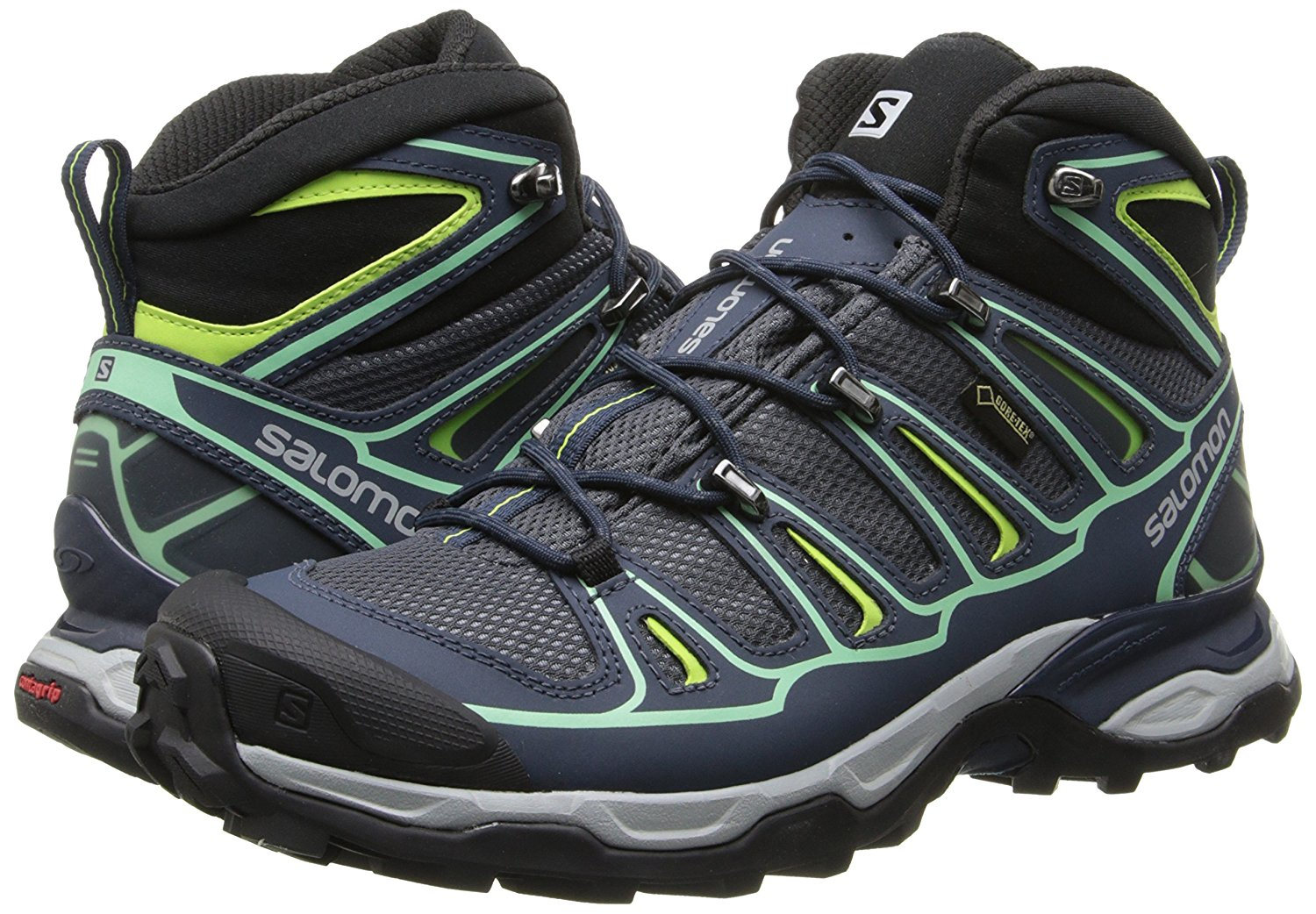 Salomon Men's X Ultra Mid 2 GORE TEX®, Hiking Shoe