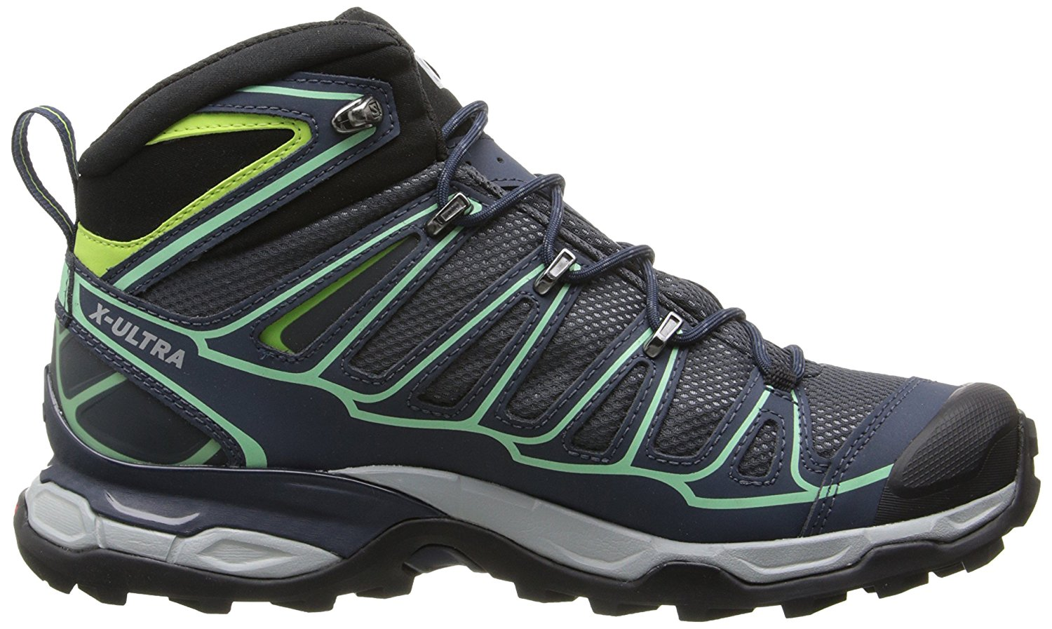 Salomon X Ultra Mid 2 GTX side