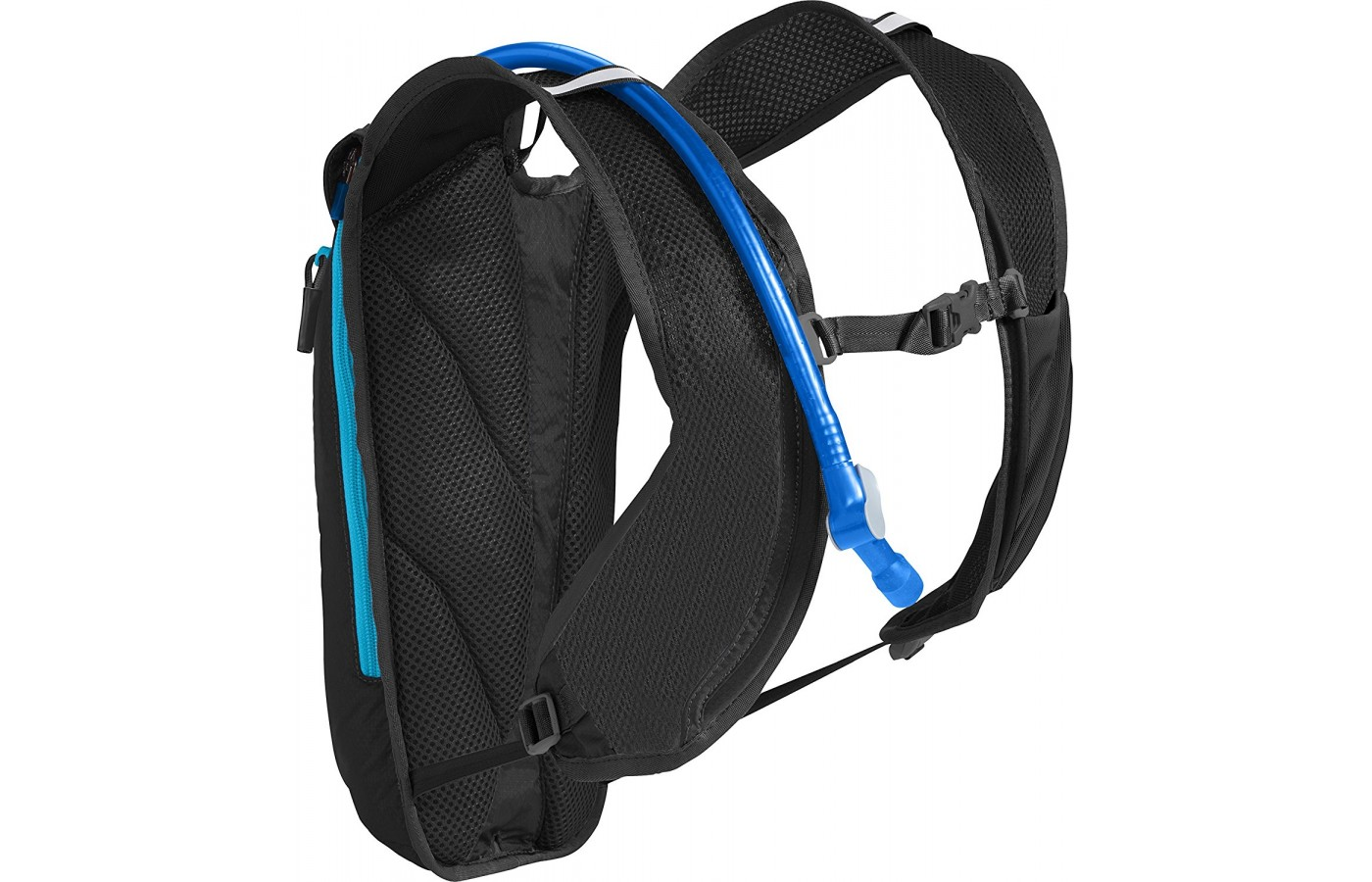 back view of the Camelbak Octane Dart Hydration pack in black