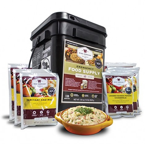 3. Wise Company 60 Servings