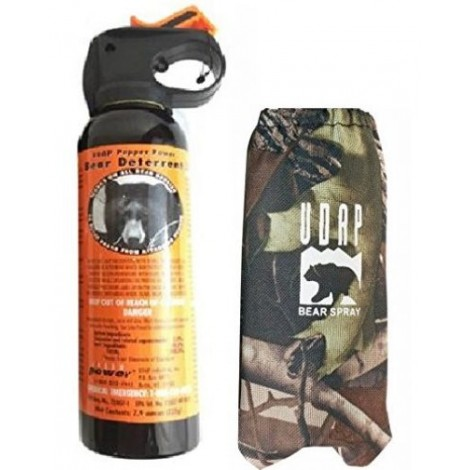 UDAP With Camo Hip Holster