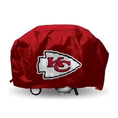 6. NFL Deluxe Grill Cover