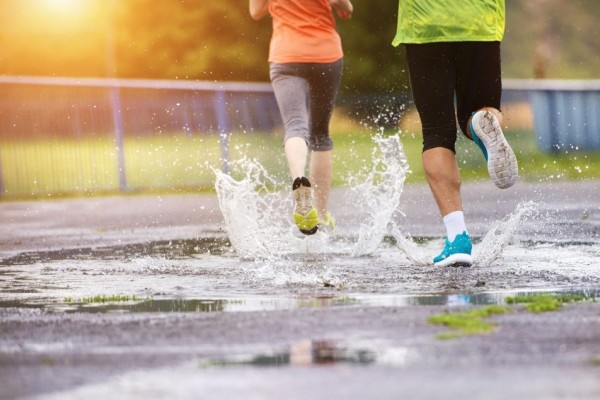 an in-depth review of the best running rain gear of 2018