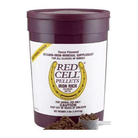 9. Horse Health Red Cell Pellets