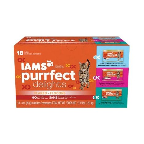Iams Purrfect Delights