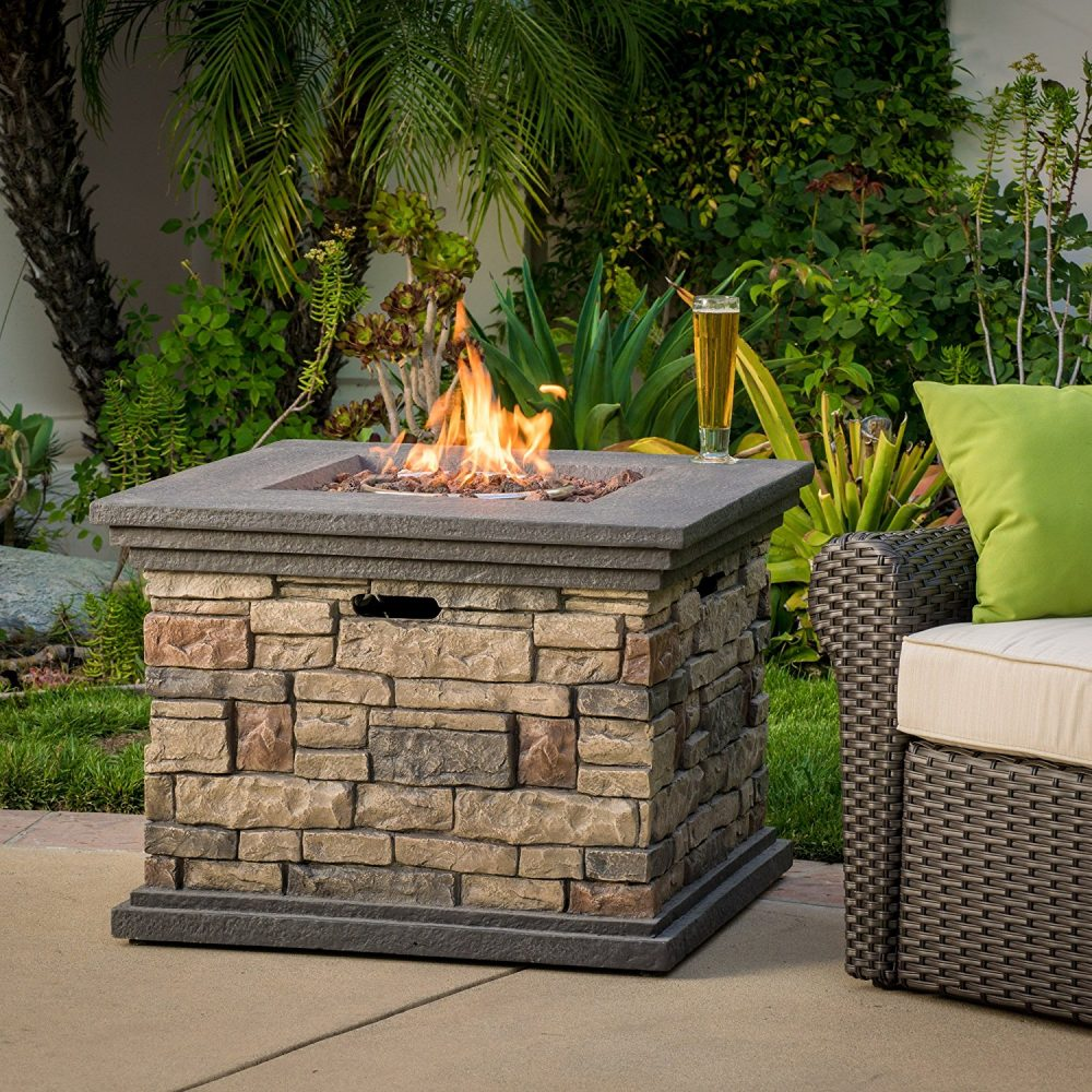 an in-depth review of the best propane fire pits of 2018.