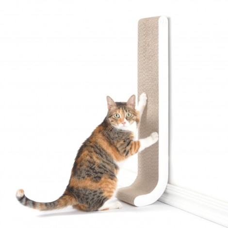5. 4Claws Cat Scratching Post