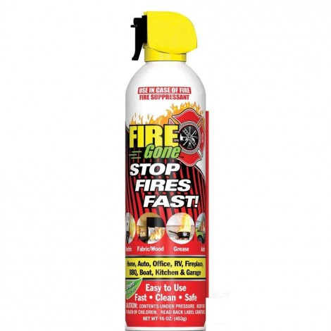 Fire Gone Fire Suppressant Canisters