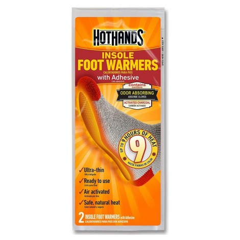 9. Hot Hands Insole
