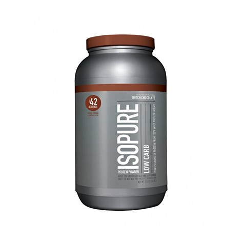 Isopure Powder Low Carb Protein Shakes