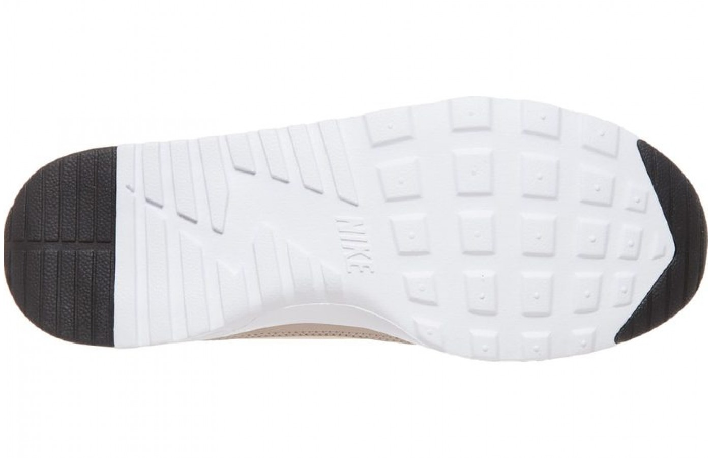 Tread of the Nike Max Air Thea, better tread made of quality materials for better traction