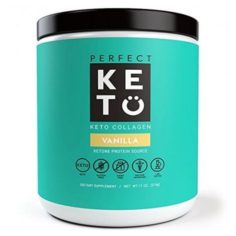 Perfect Keto Low Carb Protein Shake