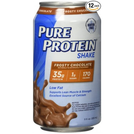 Pure Protein Low Carb Protein Shake