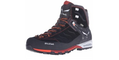 An in-depth review of the Salewa Mountain Trainer Mid GTX Hiking Boot.