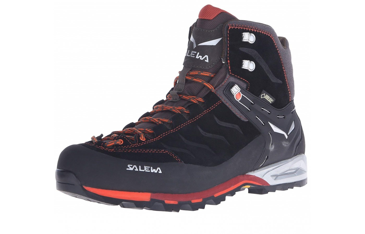 Salewa Mountain Trainer Mid GTX Hiking Boot Side