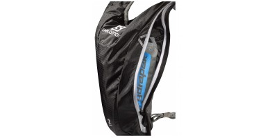 An in-depth review of the  Salomon Agile 2 hydration pack.