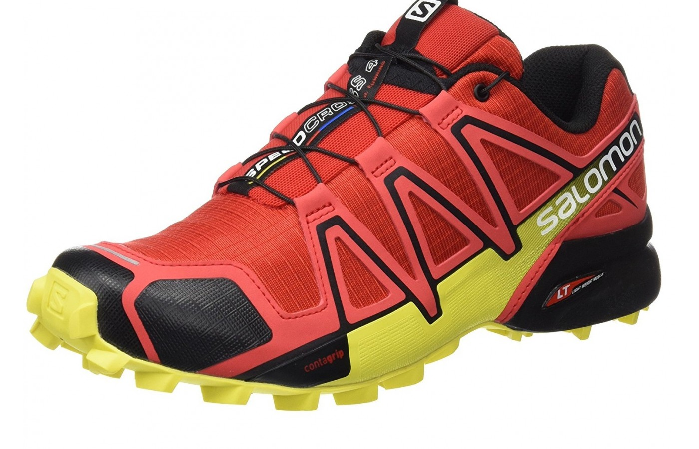 995a284127e9 ... Trail Running Shoes. Salomon Speedcross 4 Side view ...