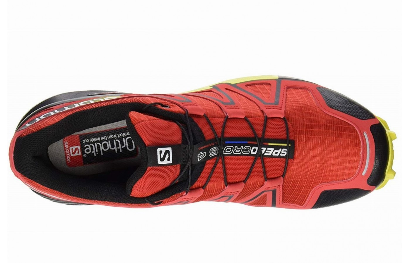 Salomon Speedcross 4 Top View