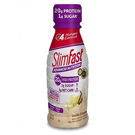 SlimFast Advanced Low Carb Protein Shake