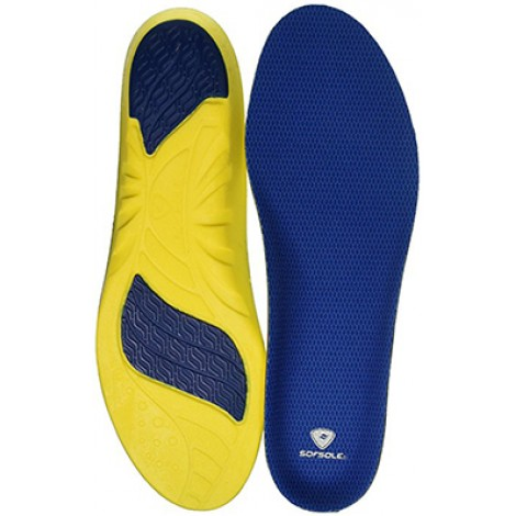 2. Sof Sole Athletic Insert Running Shoe Insoles