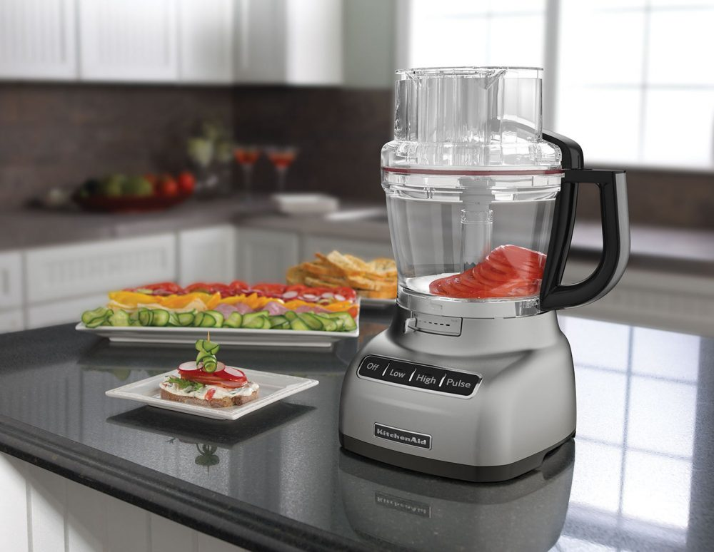an in-depth review of the best food processors of 2018.