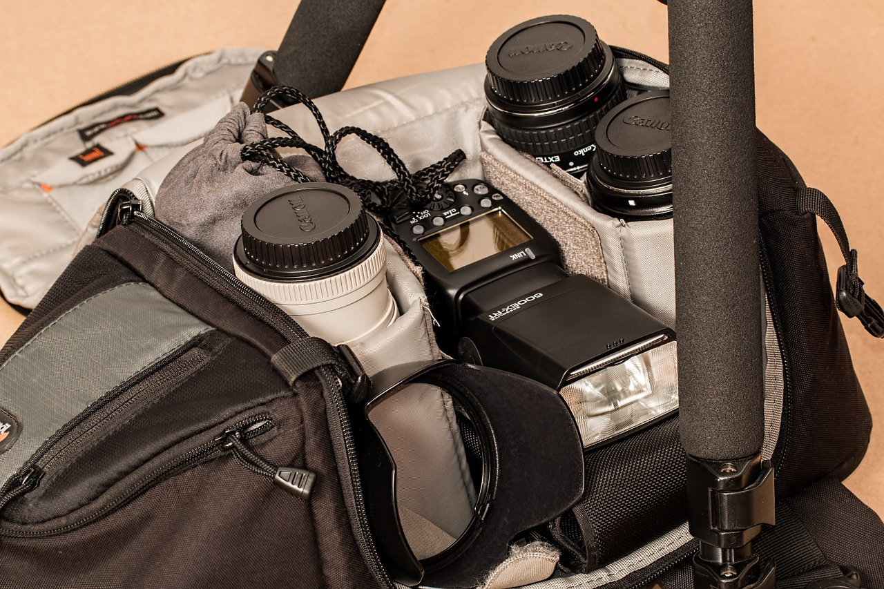 An in-depth review of the best DSLR camera bags available in 2018.