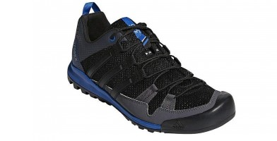 An in-depth review of the Adidas AX2 hiking shoe.