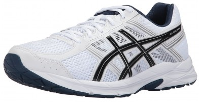 An in-depth review of the Asics Gel-Contend 4 running shoe.