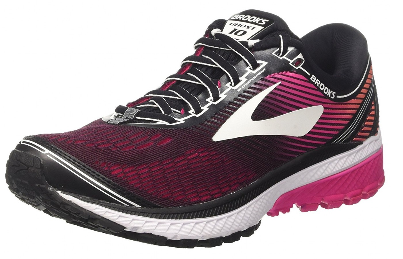 Brooks-Ghost-10-Running-Shoe-Side