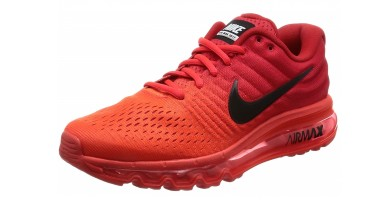 An in-depth review of the Nike Air Max 2017  running shoe.