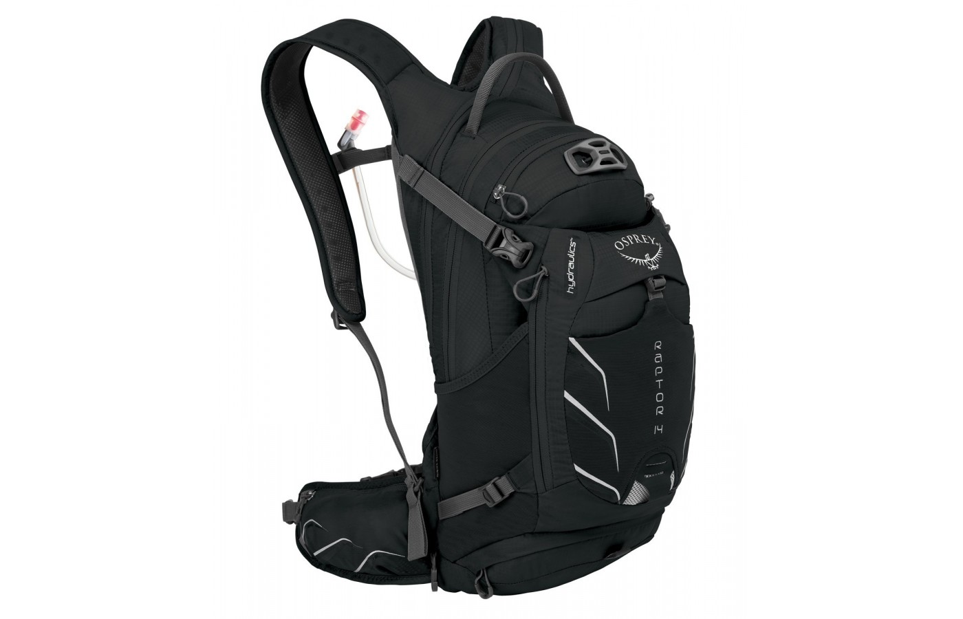 Osprey Packs Raptor 14 Hydration Pack Side View