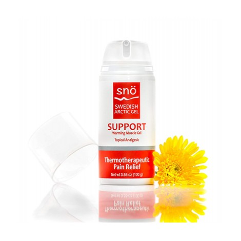 10. Instant Pain Relief Gel by SNÖ