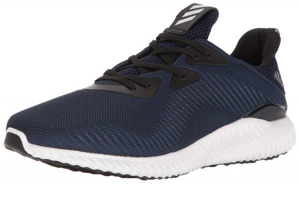 An in-depth review of the Adidas Alpha Bounce running shoe.