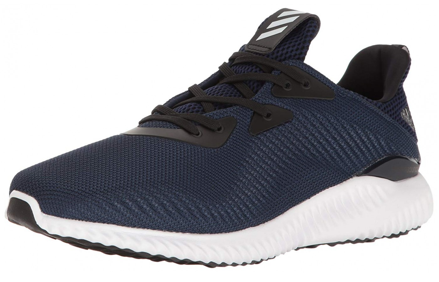 Adidas Alphabounce boost System alpha breathable netted running shoes