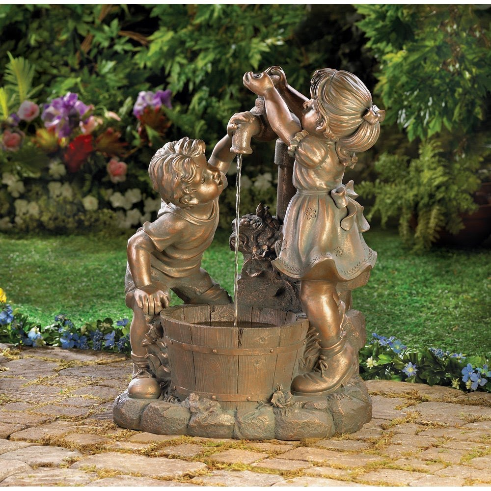 An in-depth review of the best outdoor fountains in 2018