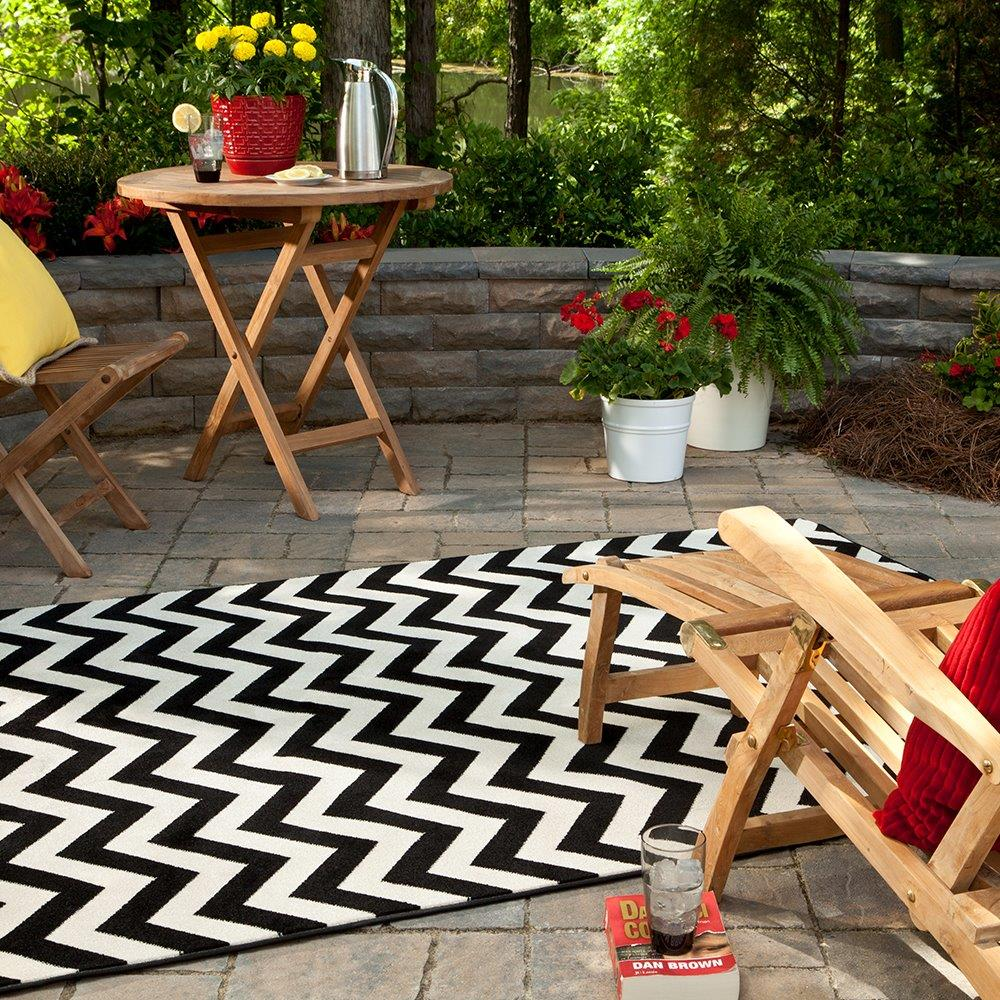 10 best patio rugs reviewed in 2018 thegearhunt - Patio Rugs