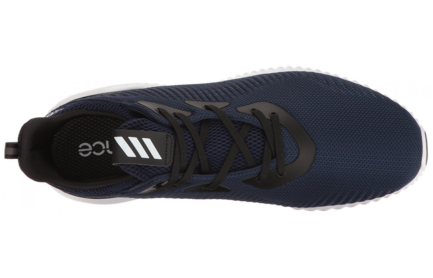 A picture of the Adidas Alpha Bounce's comfortable insole.