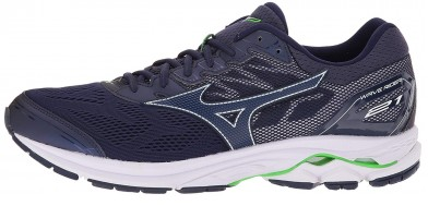 An in-depth review of the Mizuno Wave Rider 21 running shoe.
