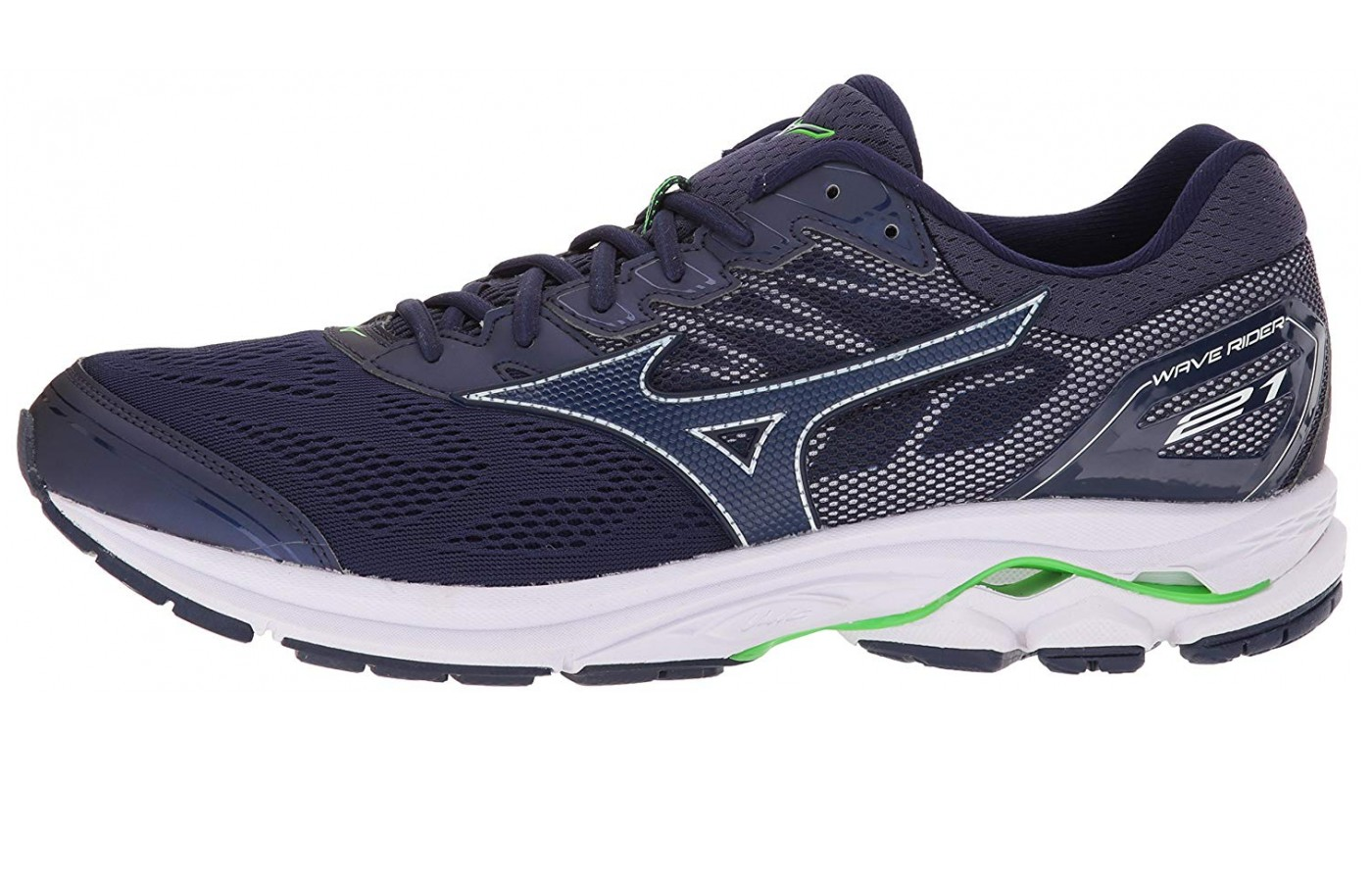 mizuno wave rider 21 mens uk youth edition